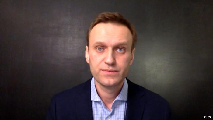 DW - Nemtsova Interview mit dem Politiker Alexei Nawalny (DW)