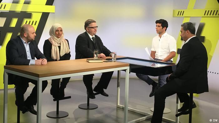 DW Shabab Talk | Arthur Wagner (AfD)