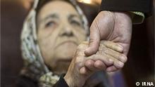 Altersheim in Teheran +++Lizenzfrei nur für die Farsi Redaktion