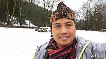 Tantowi Anwari Badruddin Aktivis Serikat Jurnalis untuk Keberagaman (SEJUK)