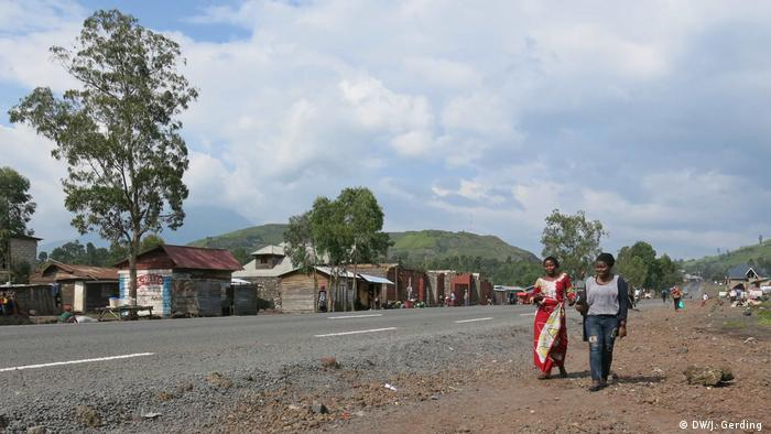 DRC aid organization Aidprofen (DW/J. Gerding )