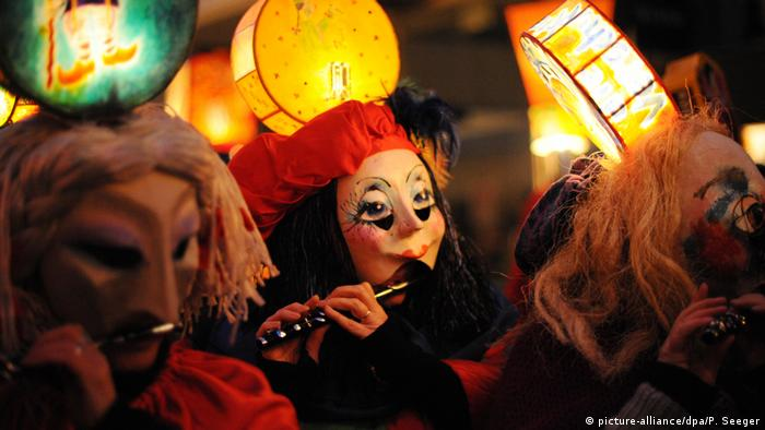 Basler Fasnacht (picture-alliance/dpa/P. Seeger)