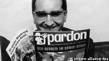 Spassguerrilla Mit Spitzer Feder Die Satire Zeitschrift Pardon