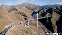Thumbnail für unsere Doku 'Seidenstraße 2.0 - Chinas Weg zur Weltspitze' ©Arte France/Megane