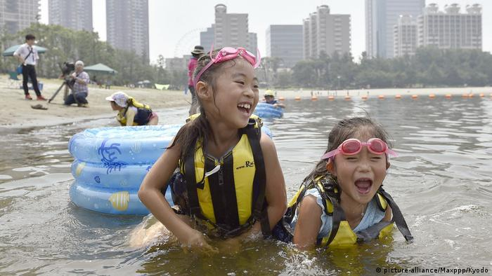 Summer in Japan, 2015(picture-alliance/Maxppp/Kyodo)