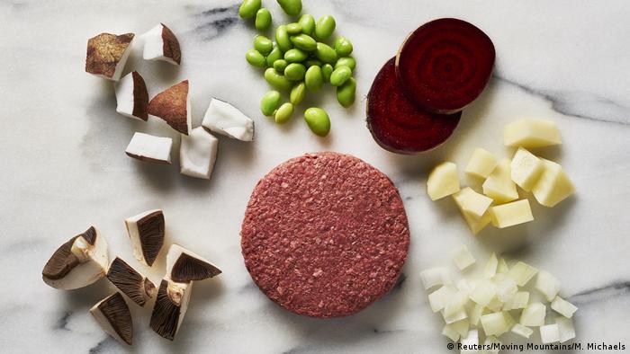 USA Fleischlos: Burger ohne tierische Produkte