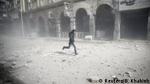 Syrien Krieg - Ostghuta bei Damaskus