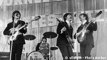 Deutschland Geschichte Kultur The Beatles in Hamburg Konzert