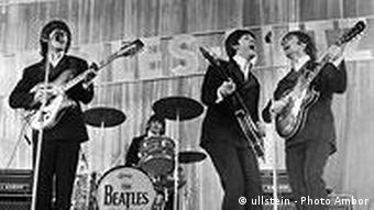 Deutschland Geschichte Kultur The Beatles in Hamburg Konzert