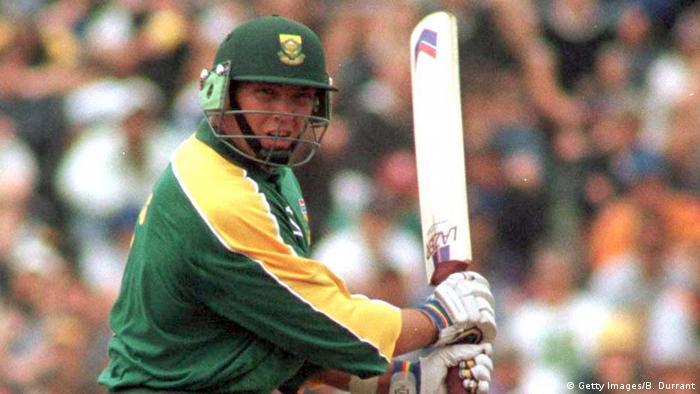Bildergalerie Weltberühmte Cricketers   Jacques Kallis (Südafrika) (Getty Images/B. Durrant)