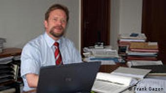 Dr Manfred Busch Stadtkämmerer Bochum