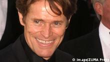 Schauspieler Willem Defoe