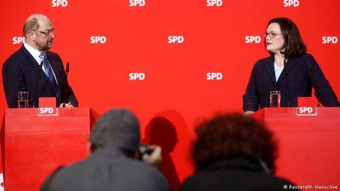 Schulz i Nahles