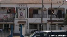 Sitz PRS - Partei von Guiné-Bissau - Partido da Renovação Social