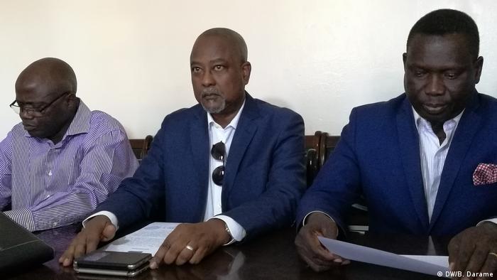 Direktion PRS Partei von Guiné-Bissau