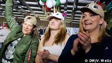 Karneval im Frauenknast