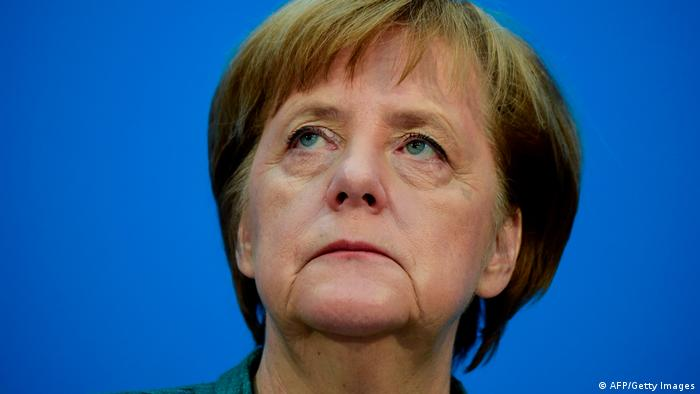 Меркель видит много препятствий для нормализации отношений с Турцией