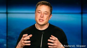 USA Tesla Elon Musk