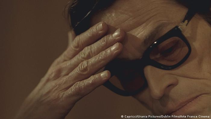Willem Dafoe in Pasolini (Capricci/Urania Pictures/Dublin Films/Arte France Cinema)