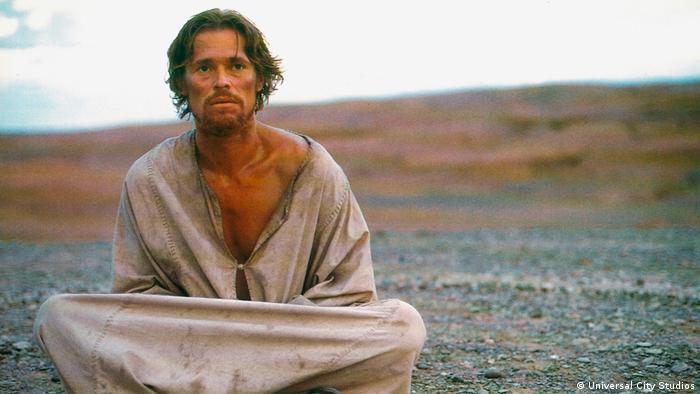 Willem Dafoe in The Last Temptation of Christ (Universal City Studios)