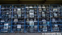 Photo: Guiyu in the China. The world's largest ewaste site (Source: Reuters/Aly Song )