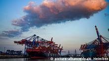 Hamburg Hafen Export
