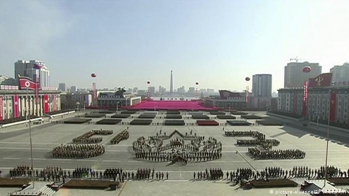 Olympische Spiele sind offiziell eröffnet