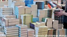 Symbolbild Frankfurter Buchmesse - Deutscher Buchmarkt