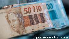 Brasilianische Real-Währung