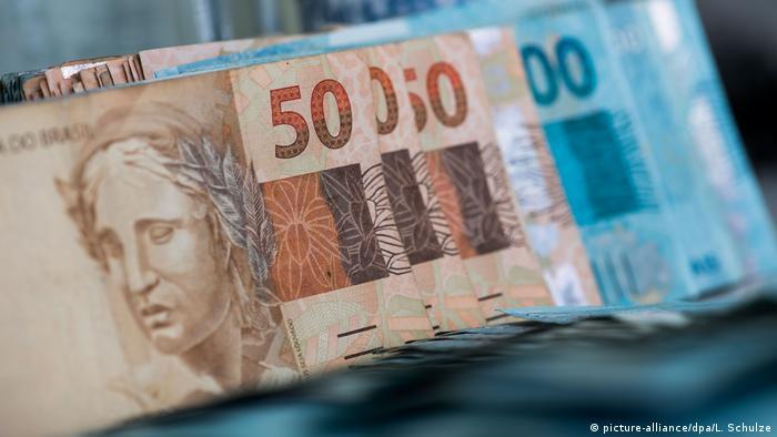 Brasilianischer Real-Währung