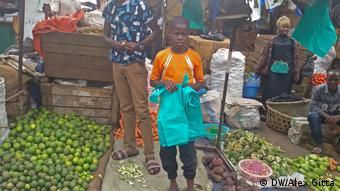 Uganda Kampala Kinderarbeit