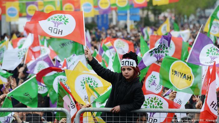 Turkey′s pro-Kurdish HDP party to select new leadership duo