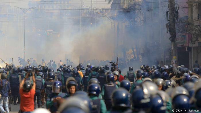 Bangladesch Prozess gegen Ex-Regierungschefin Khaleda Zia