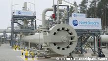 Nord Stream 2 - Insel Rügen