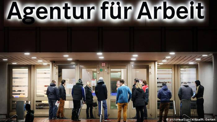 Alemanha, um país de bolsas sociais