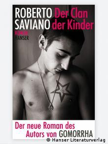 Buchcover - Der Clan der Kinder von Roberto Saviano