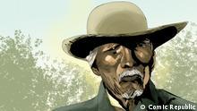Portrait Hendrik Witbooi
