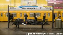 Deutschland Obdachlos (picture-alliance/NurPhoto/E. Contini)