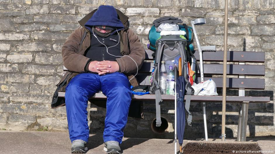 UK Obdachlos