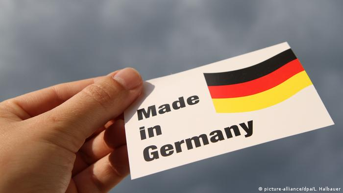 German industrial woes prompt fears over recession