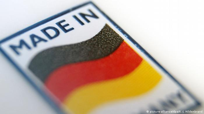 Made in Germany (picture-alliance/dpa/K.-J. Hildenbrand)