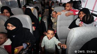 Äthiopische Hausfrauen in Saudiarabien und VAE