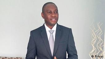 Mosambik Anwalt Vicente Manjate