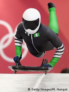 Pyeongchang 2018 - Sportler aus Afrika Olympische Spiele