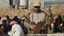 Irak Kirkuk Kurdische Polizei Assajesch
