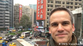 Stephan Thome in Taipeh