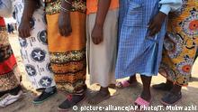 Simbabwe Nahrungsmittelknappheit