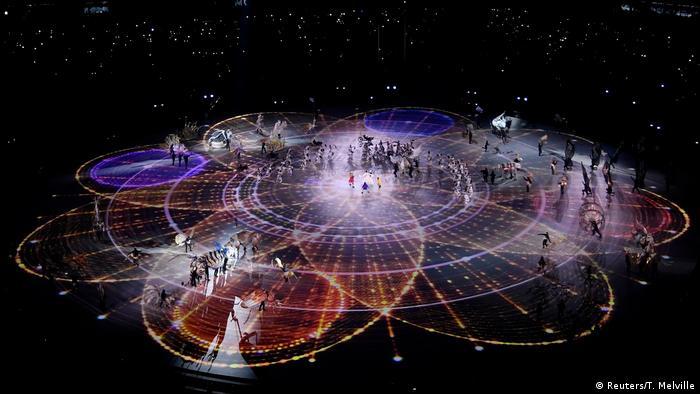 BG Pyeongchang 2018 Eröffnung (Reuters/T. Melville)