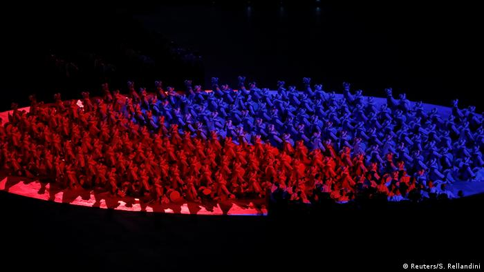 BG Pyeongchang 2018 Eröffnung (Reuters/S. Rellandini)