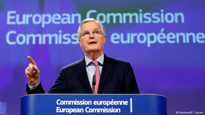 'Discourteous' EU 'unwise' to publish plans for Brexit transition - Davis